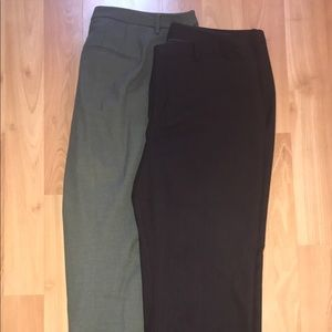 Women's Coldwater Creek trousers LOT. Size 16